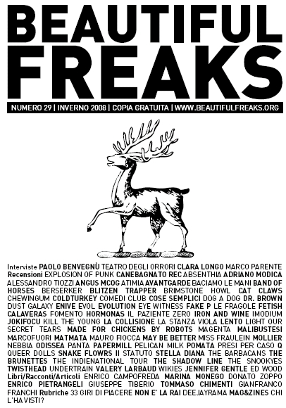 Beautiful Freaks 29 - inverno 2009