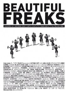 Beautiful Freaks 33 - inverno 2009