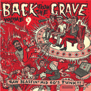 Back From The Grave e Last Of The Garage Punk3